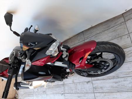 Motocicleta Kawasaki Z400 ABS 400cc 44CP-K3481 se poate conduce cu A210