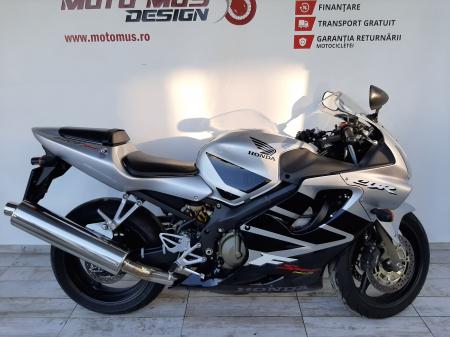 Motocicleta Honda CBR 600F Sport 600cc 109CP-H34720
