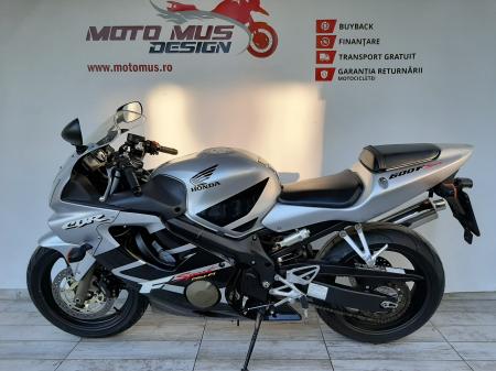 Motocicleta Honda CBR 600F Sport 600cc 109CP-H34725