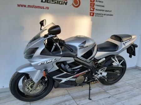 Motocicleta Honda CBR 600F Sport 600cc 109CP-H34726