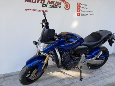 Motocicleta Honda Hornet ABS 600cc 34CP-H63819 se poate conduce cu A26