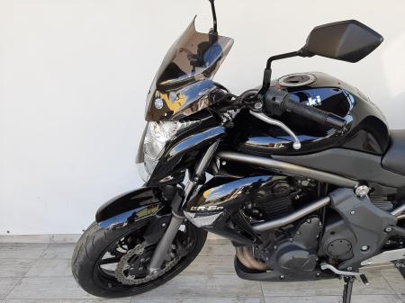 Motocicleta Kawasaki ER-6N 650cc - K42132 prima inmatriculare 20107