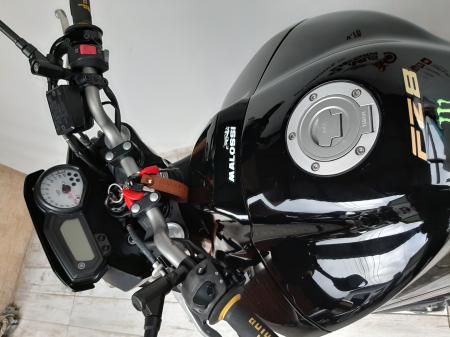 Motocicleta Yamaha FZ8 800cc 103CP - Y0060312
