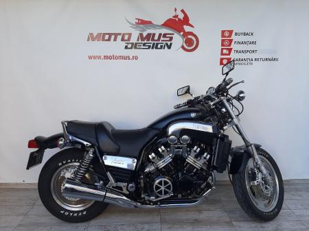 Motocicleta Yamaha V-Max 1200cc 100CP - Y540410