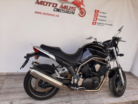 Motocicleta Yamaha Bulldog 1100cc 64CP - Y11919 [1]
