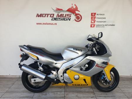 Motocicleta Yamaha YZF600R Thundercat 600cc 97CP - Impecabila - Y220950