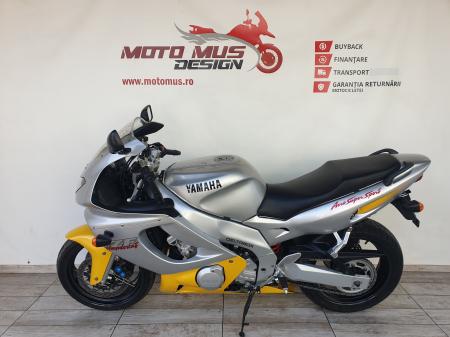 Motocicleta Yamaha YZF600R Thundercat 600cc 97CP - Impecabila - Y220956
