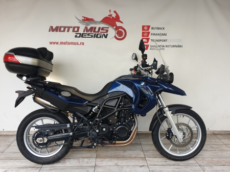 Motocicleta BMW F650 GS 800cc 70CP - B42671 [0]