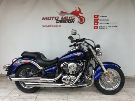 Motocicleta Kawasaki VN900 Vulcan Classic 900cc 49.6CP - K785590