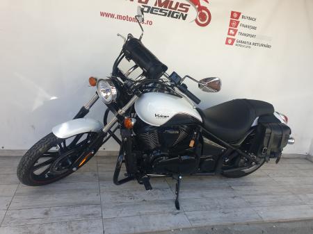 Motocicleta Kawasaki VN900 Vulcan Custom 900cc 49.6CP - K65832 [8]