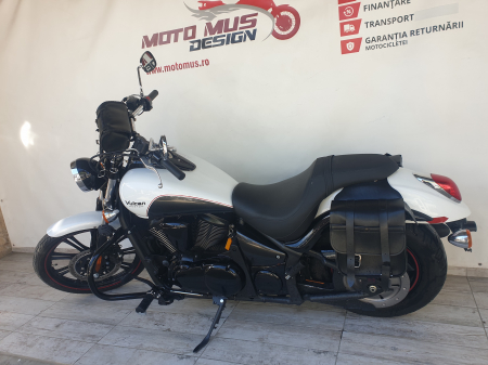 Motocicleta Kawasaki VN900 Vulcan Custom 900cc 49.6CP - K65832 [11]