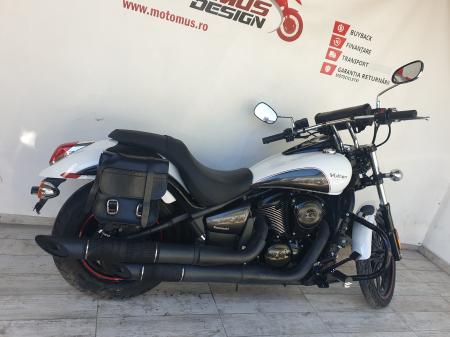 Motocicleta Kawasaki VN900 Vulcan Custom 900cc 49.6CP - K65832 [1]