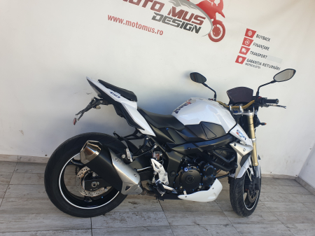 Motocicleta Suzuki GSR 750 750cc 105CP - S00340 [1]