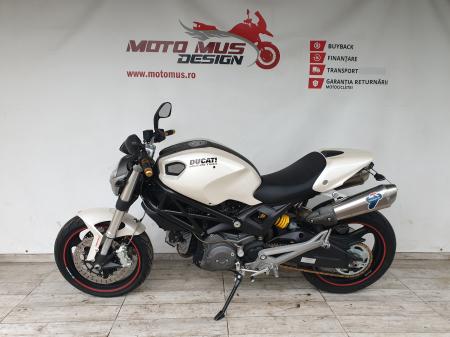 Motocicleta Ducati 696 Monster 696cc 73CP - D11045 [6]