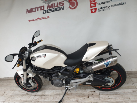 Motocicleta Ducati 696 Monster 696cc 73CP - D11045 [10]