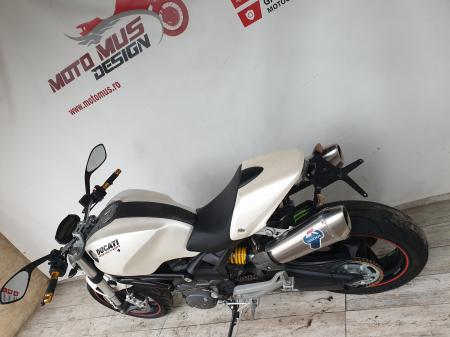 Motocicleta Ducati 696 Monster 696cc 73CP - D11045 [11]