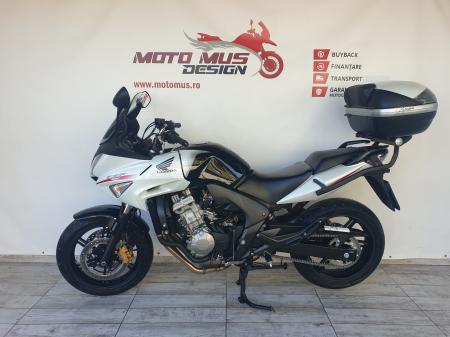 Motocicleta Honda CBF600 ABS 600cc 76CP - H45106 [6]
