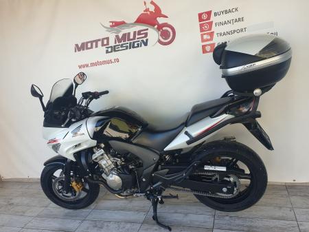 Motocicleta Honda CBF600 ABS 600cc 76CP - H45106 [10]