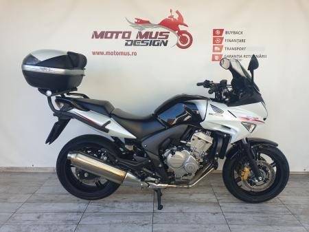 Motocicleta Honda CBF600 ABS 600cc 76CP - H45106 [0]