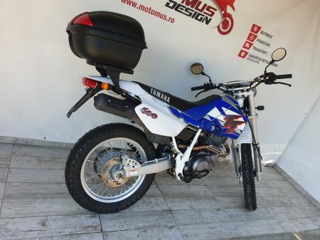 Motocicleta Yamaha TT 600 E 600cc 40CP - Y16171 [1]