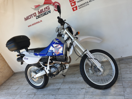 Motocicleta Yamaha TT 600 E 600cc 40CP - Y16171 [4]