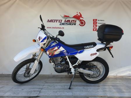 Motocicleta Yamaha TT 600 E 600cc 40CP - Y16171 [6]