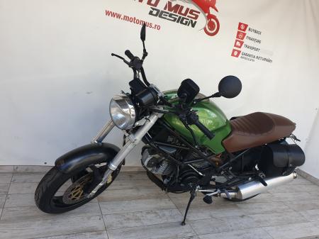 Motocicleta Ducati Monster 600cc 54CP - D12023 [7]