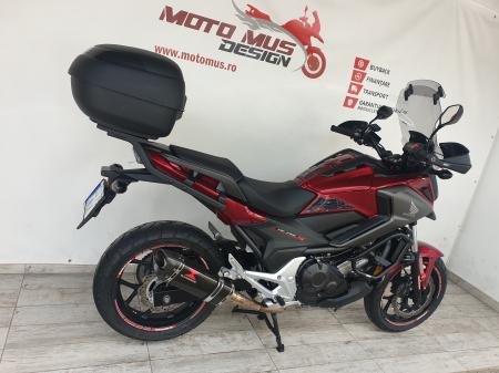 Motocicleta Honda NC750X MT ABS 750cc 54CP - H01756 [1]