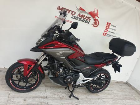 Motocicleta Honda NC750X MT ABS 750cc 54CP - H01756 [7]