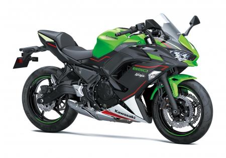 Kawasaki Ninja 650 ABS BK2/GN3