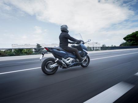 Honda Forza 750 [5]