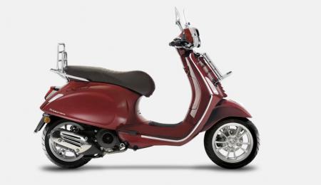 Vespa Primavera 50 Touring Euro5