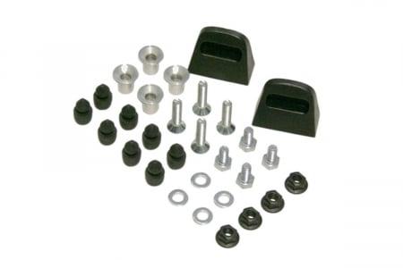 Adapter kit Pentru carrier 2 pcs. Pentru Givi/Kappa Monokey cases. [1]