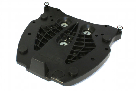 Adaptor placa Top Case GIVI/KAPPA Monokey. Fiber reinforced nylon. Negru [0]