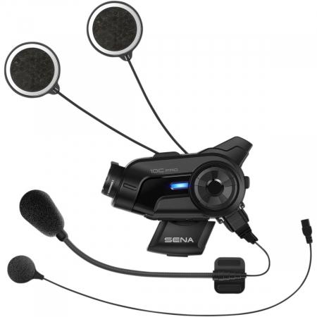 Camera Filmat Sena Cu Sistem Comunicatie 10C Pro [9]