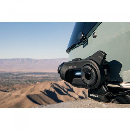 Camera Filmat Sena Cu Sistem Comunicatie 10C Pro [4]
