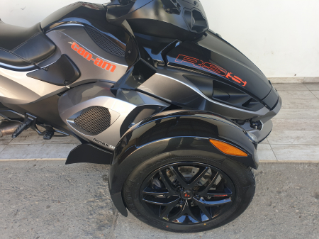 CAN-AM 990 RS-S Spyder ABS 990cc 96.5CP - CA00766 [3]