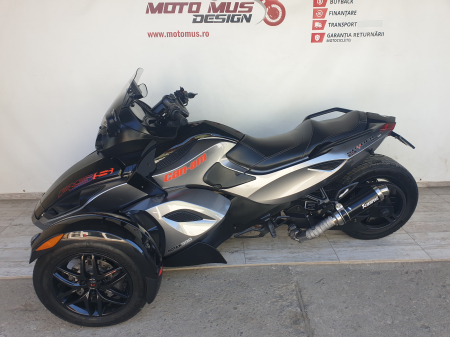 CAN-AM 990 RS-S Spyder ABS 990cc 96.5CP - CA00766 [8]