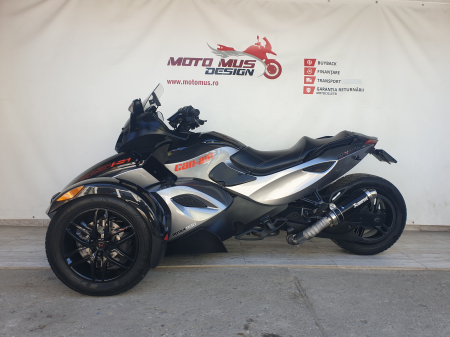 CAN-AM 990 RS-S Spyder ABS 990cc 96.5CP - CA00766 [7]