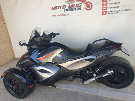 CAN-AM 990 RS-S Spyder ABS 990cc 96.5CP - CA00766 [12]