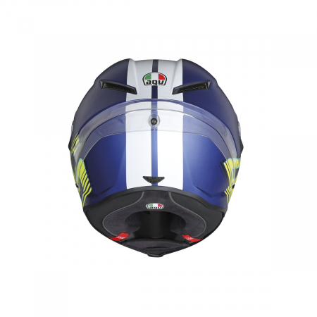 Casca AGV CORSA R E2205 TOP - V46 MATT BLUE3