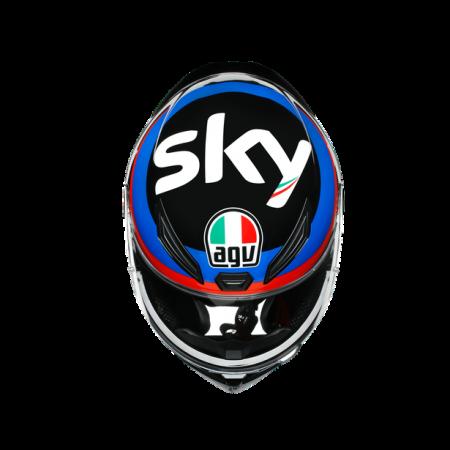 Casca AGV K1 VR46 Sky Racing Team [1]