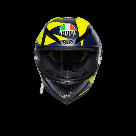 Casca AGV PISTA GP R E2205 TOP - SOLELUNA 20182