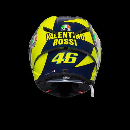 Casca AGV PISTA GP R E2205 TOP - SOLELUNA 20184