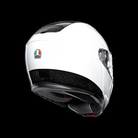 Casca AGV SPORTMODULAR MONO E2205 - CARBON/WHITE4