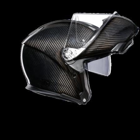Casca AGV SPORTMODULAR MONO E2205 - GLOSSY CARBON3