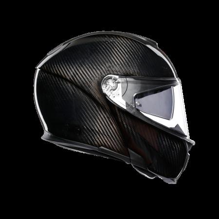 Casca AGV SPORTMODULAR MONO E2205 - GLOSSY CARBON2