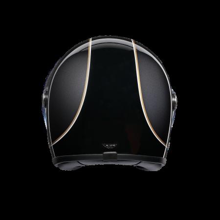 Casca AGV X3000 MULTI E2205 - SUPER AGV BLACK/GREY/YELLOW2