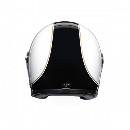 Casca AGV X3000 MULTI E2205 - SUPER AGV BLACK/WHITE2