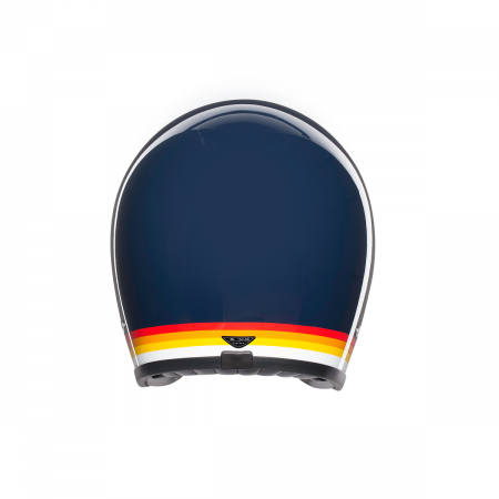 Casca AGV X70 MULTI E2205 - RIVIERA BLUE/RAINBOW3